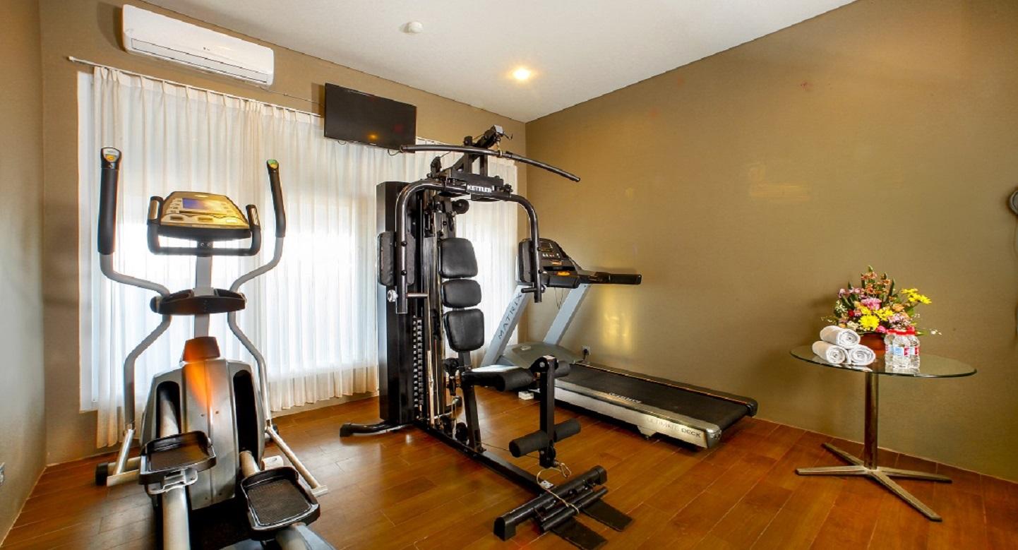 h. Gym
